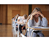 School, Test, Exam