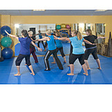 Gymnastik, Sportgruppe, Rehasport