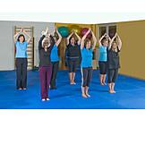 Gymnastics, Pilates, Back Exercises