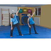 Gymnastics, Physiotherapy, Physical Therapy