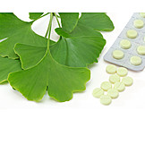 Ginkgo, Herbal Medicine, Alternative Medicine, Ginkgo Leaf, Herbal Medicine