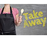 Gastronomy, Take Away