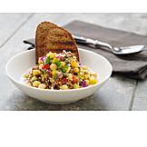 Oriental Cuisine, Chickpea Salad