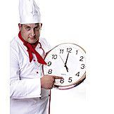 Gastronomy, Punctual, Chef
