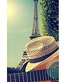 Music, Guitar, Paris, Street Busker