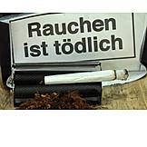Addiction, Unhealthy, Tobacco, Nicotine, Drug