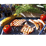 Broiling, Grill, Chop, Electric Grill, Bbq