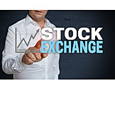 Börse, Börsenhandel, Stock Exchange