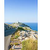 Lighthouse, Cap de formentor