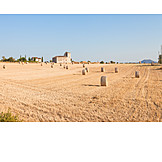 Agriculture, Straw Bales