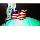 Climate, World climate conference, Us, Pavillon