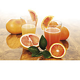 Orange, Orange Juice, Freshly Squeezed, Blood Orange, Grapefruit Juice, Juice Glas