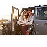 Love Couple, Excursion, Roadtrip