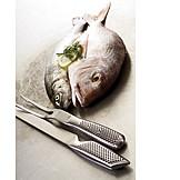 Prepared Fish, Raw Fish