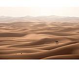 Sandy desert, Erg chegaga