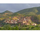 Village, Ourika valley