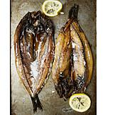 Prepared Fish, Smoked Fish, Smoked Herring