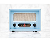 Music, Retro, Radio