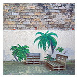 Möbel, Paletten, Upcycling