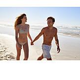 Love Couple, Beach Holiday