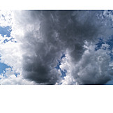 Sky Only, Cloudscape, Thunderclouds