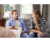 Paar, Beratungsgespräch, Paartherapie