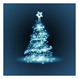 Christmas, Christmas tree, Christmas card