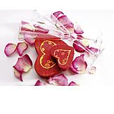 überraschung, Geschenk, Valentinstag
