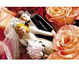 Wedding, Relationship, Bridal Couple