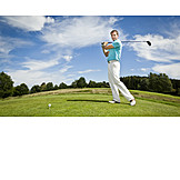 Golf, Golf Course, Golfing, Golfer