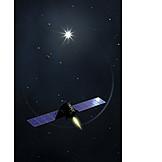 Science, Satellite, Aeronautics, Mars