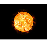 Sun, Energy, Lamps, Heat, Fireball