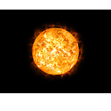 Sun, Energy, Fireball, Light Source