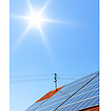 Solar Energy, Renewable Energy, Photovoltaic System