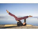 Yoga, Gymnastics, Yoga Exercises
