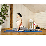 Yoga, Stretching, Yoga Exercises