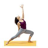 Strecken, Yoga, Gymnastik