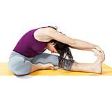 Gymnastik, Dehnen, Dehnübung