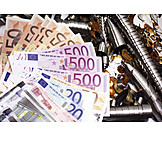 Euro Notes, Recycling, Scrap Metal