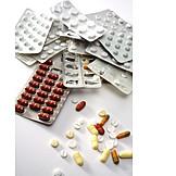 Medikament, Tablette, Arzneimittel