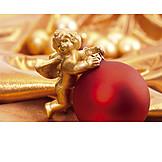 Christbaumkugel, Weihnachtsengel