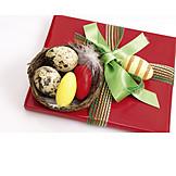 Easter, Easter Nest, Easter Gift