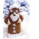 Nicholas, Christmas cookies, Gingerbread