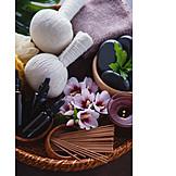 Wellness, Aromatherapie, Schönheitsbehandlung, Wellnessmassage