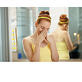 Schönheitspflege, Gesichtskosmetik, Gesichtspflege