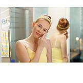 Schönheitspflege, Gesichtskosmetik, Gesichtscreme