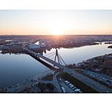 Kiev, Nordbrücke