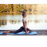 Balance, Yoga, Dehnen
