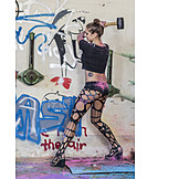 Erotic, Vandalism, Sledgehammer