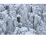 Ice, Snow, Icicle